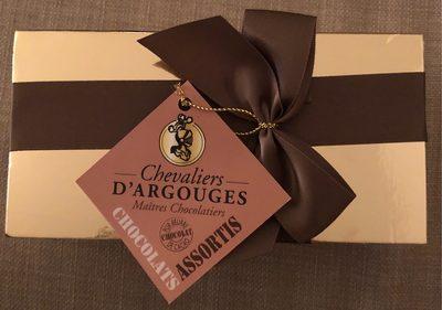 Chocolats - Product