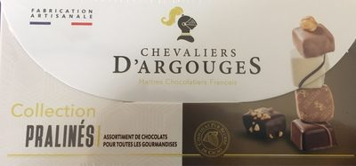 Collection pralines - Product