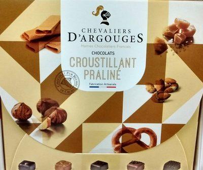Chocolats Croustillant Praliné - Product