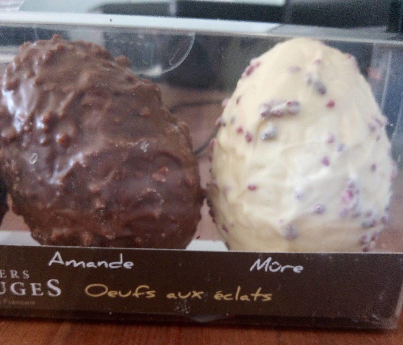 Œufs en chocolat - Prodotto - fr