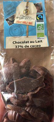 Friture au chocolat au lait bio - Produit - fr
