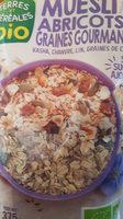 Muesli abricots & graines gourmandes - Produit - fr