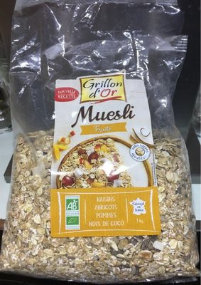 Muesli Fruits - Produit