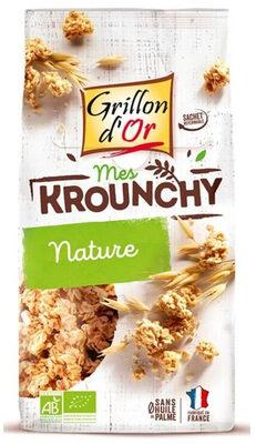 Krounchy Nature - Produit - fr