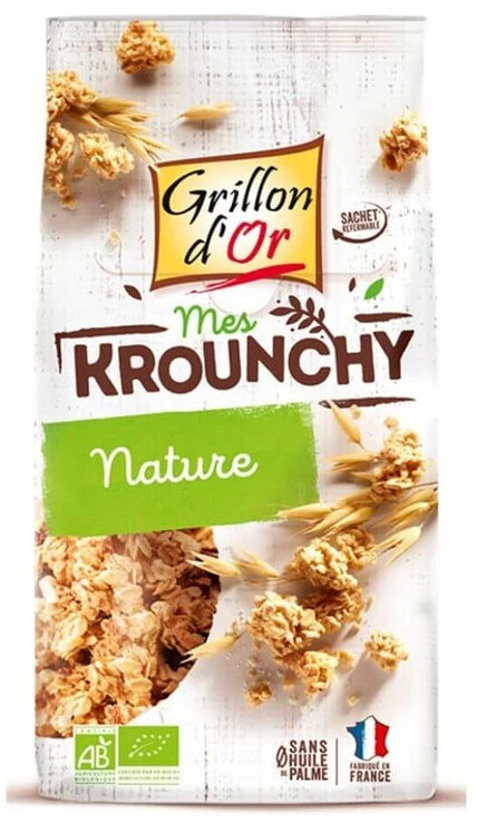 Krounchy Nature - Product - fr