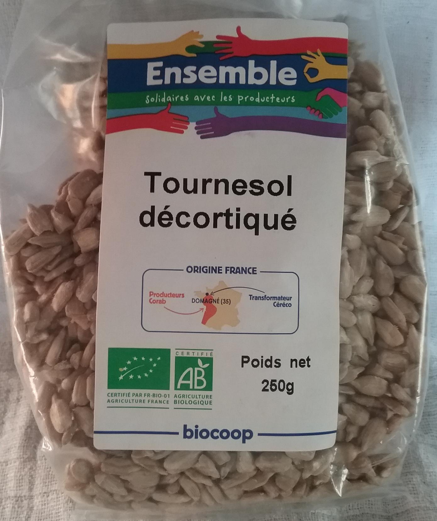 Tournesol décortiqué - Produit - fr