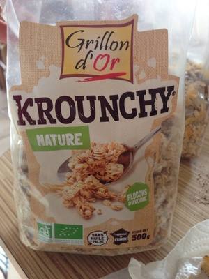 Krounchy Nature - Product