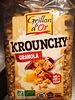 KROUNCHY GRANOLA - Produit