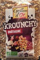 Krounchy châtaigne - Product