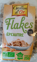 Flakes d'Épeautre Complet - Producto - fr