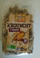 Krouncky 7 fruits - Product