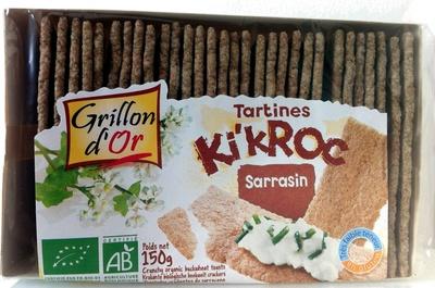 Tartines Ki'Kroc - Produit