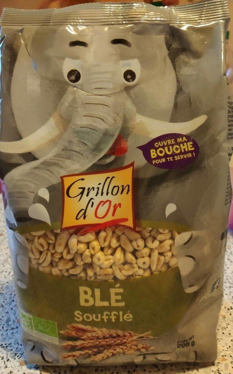 Blé complet soufflé bio - Produit - fr