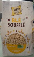 Blé soufflé - Produit - fr