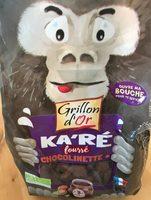 Ka'ré fourré chocolinette - Product