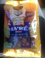 Ka'ré fourré choco noisettes - Product - fr