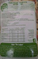 Pétales épeautre riz fruits rouges - Informations nutritionnelles - fr