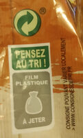 Muesli croustillant duo pépite - Recycling instructions and/or packaging information - fr