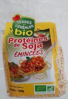Protéines de Soja Émincées - Produit - fr