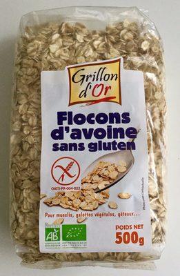 Flocons d'avoine sans gluten - Produit