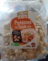Protéines de soja gros - Product - fr