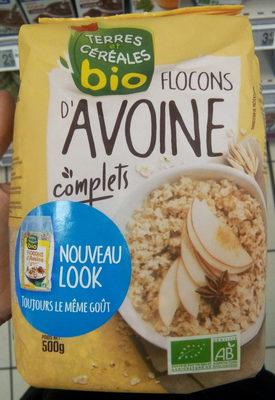 Flocons d'avoine Complets - Product