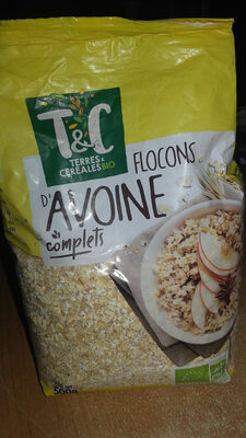Flocons d'avoine Complets - Product - fr
