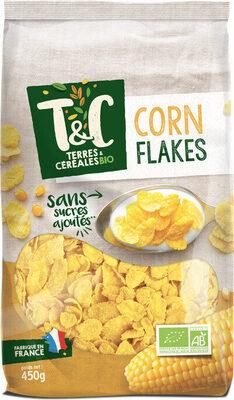 Corn flakes sans sucres ajoutés - Prodotto - fr