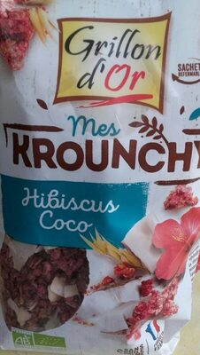 Mes Krounchy - Product - fr