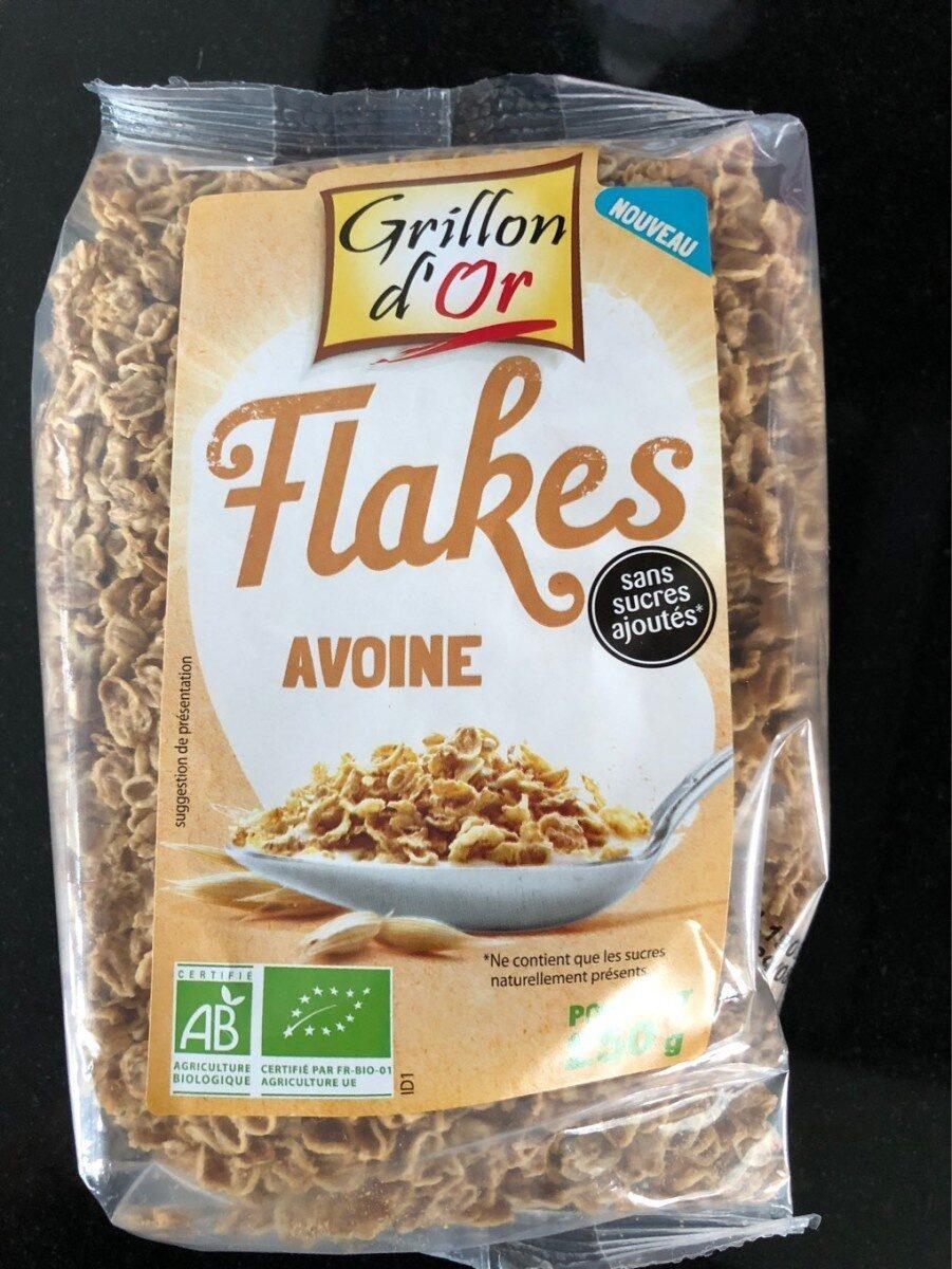 Flakes avoine - Produkt - fr