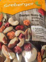 Mix baies et noix - Produit - fr