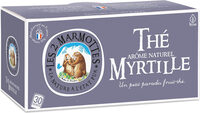 Thé Myrtille - Prodotto - fr