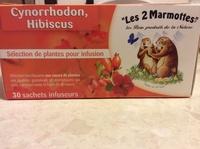 Cynorrhodon, hibiscus - Prodotto - fr