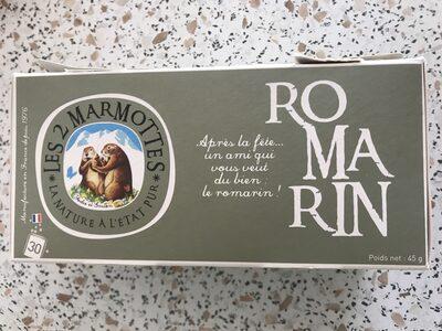 Romarin - Prodotto - fr