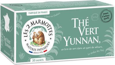 Thé vert Yunnan - Prodotto - fr