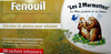 Infusion Fenouil Les 2 Marmottes - Product