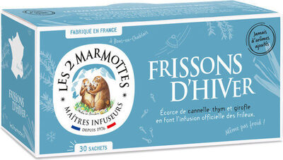 FRISSONS D'HIVER - Prodotto - fr