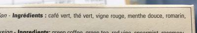 Anti Rouille - Ingredienti - fr
