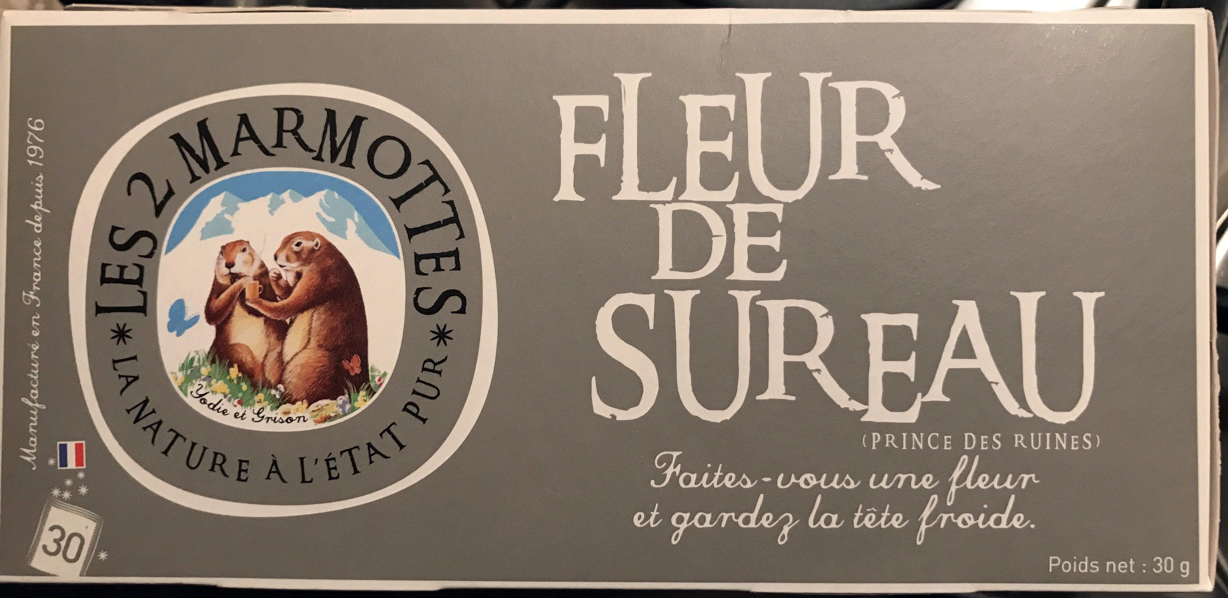 Fleur de sureau - Prodotto - fr