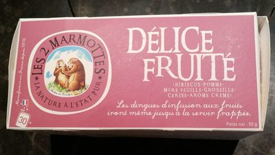 Delice fruité - Prodotto - fr
