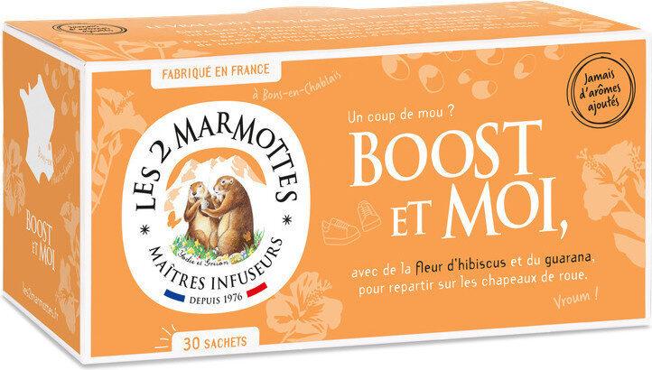 Boost et moi - Prodotto - fr