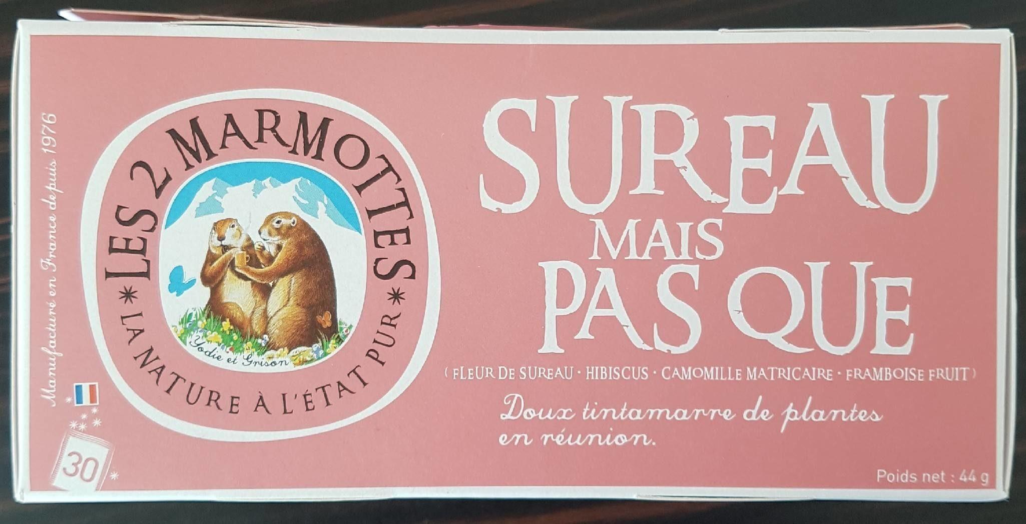 Tisane de Sureau mais pas que... - Prodotto - fr