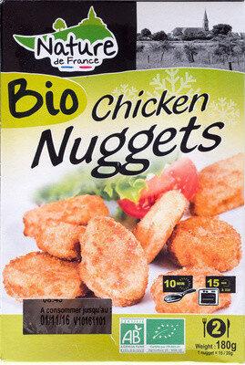 Bio Chicken Nuggets - Produit - de