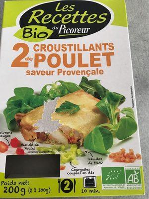 Croustillant De Poulet Provencal - Produit - fr