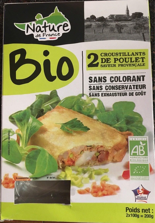 Croustillant de Poulet - Produit - fr