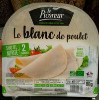 Blanc de poulet 2 tranches - Product