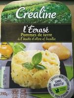 L'Écrasé de pommes de terre - Product - fr