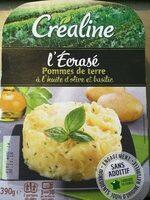 L'Écrasé de pommes de terre - Produto - fr