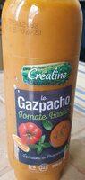 Le Gazpacho Tomate basilic - Produit - fr
