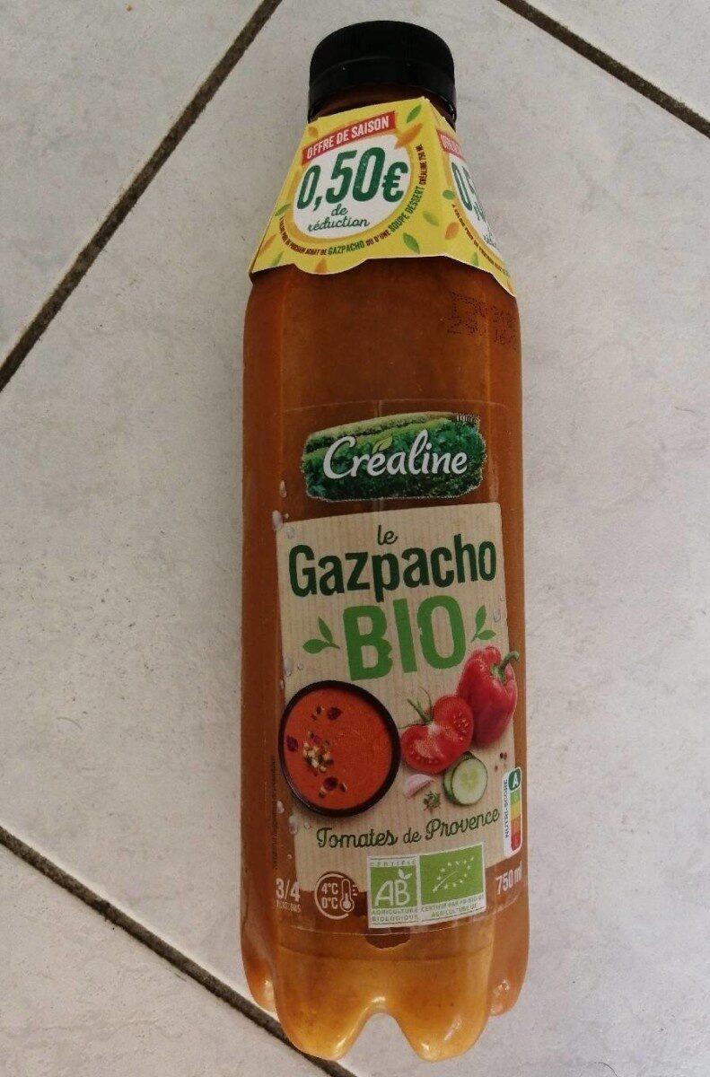 Le Gaszpacho BIO - Produit - fr